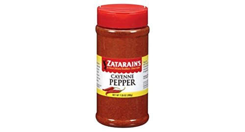 Zatarains Cayenne Pepper, 7.25 oz