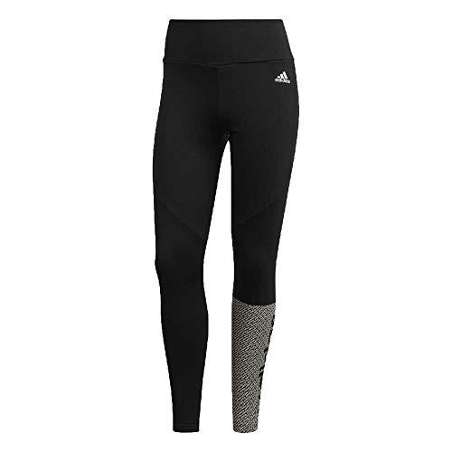 adidas D2M Brnd Tights Black/White M