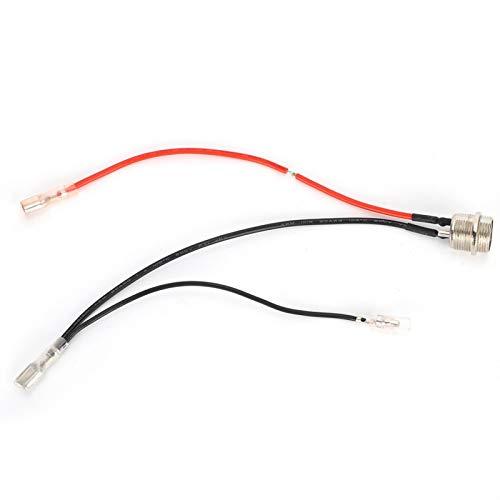 Fybida Cable del Cargador del rociador Cable de Interfaz del Cargador Cable de Carga Cable del rociador agrícola para la acuicultura
