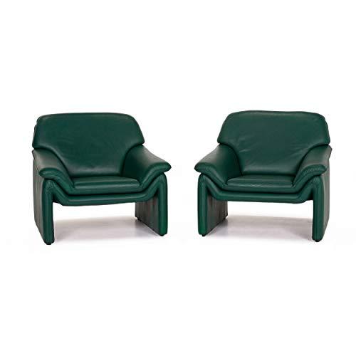 Laauser Atlanta Sessel Garnitur Grün Dunkelgrün 2X Sessel #13814