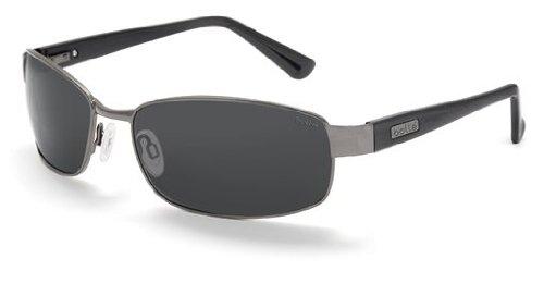 bollé Fusion Delancey - Gafas de sol, Hombre, 11301, gris