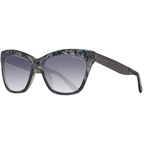 Guess Sonnenbrille GM0733 5520B Gafas de sol, Multicolor (Mehrfarbig), 55 para Mujer