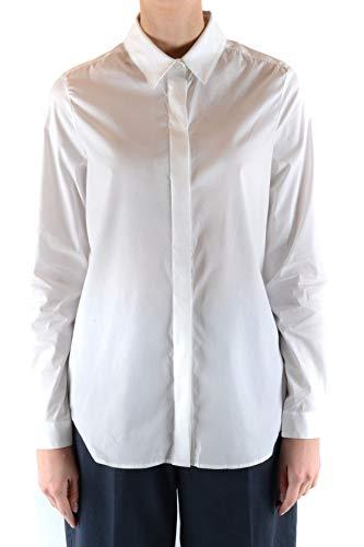 BURBERRY Luxury Fashion Damen MCBI36589 Weiss Hemd | Jahreszeit Outlet