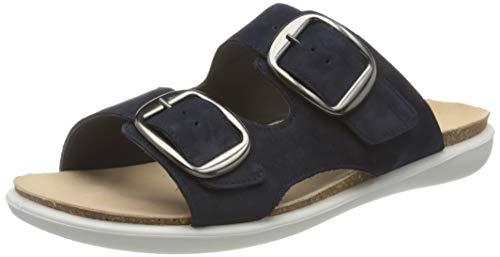 Legero Damen Float' Pantoletten, Blau (Oceano (Blau) 83), 40 EU