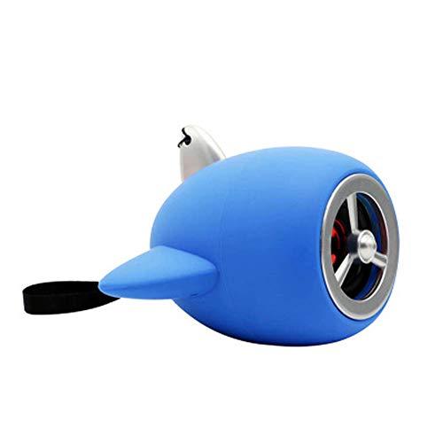 Zhao Li luidspreker Bluetooth-luidspreker-audio - creatief vliegtuig-model kanonenkaart-mobiele telefoon-persoonlijkheidskarikatuur-audio-mini-subwoofer-speler klinken