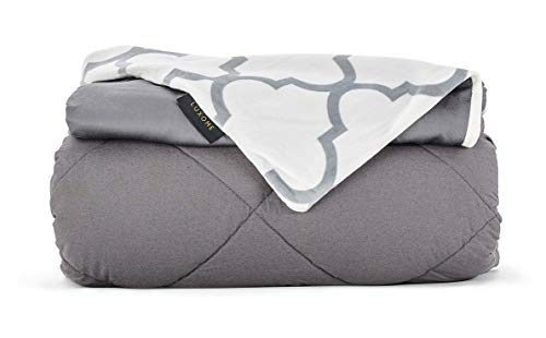 Luxome Removable Cover Weighted Blankets