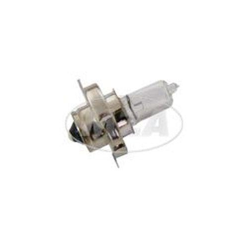 Lampe 6V 15W P26s HALOGEN (DIN 72602) z.B. für Simson Mofa SL1 - Mopedlampe - (Markenlampe GLÜWO Germany)