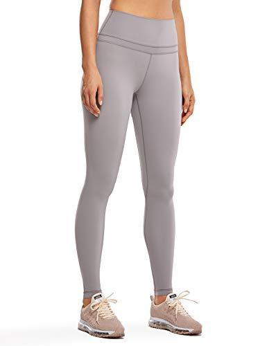 CRZ YOGA Mujer Deportivos Leggings Mallas Fitness Pantalones de Cintura Alta -71cm