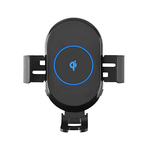 Gulu 10W Qi Qi Cargador De Automóvil Inalámbrico De Sujeción Automática Carga Rápida De Carga De Aire Soporte De Teléfono para iPhone 11 XS XR Samsung Smart Phone