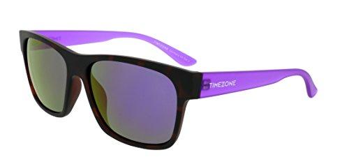 Timezone Damen Herren Sonnenbrille UV400 Schutz Verspiegelt CLARY-64
