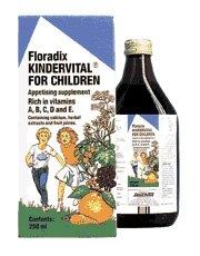 Floradix Kindervitale Formule Voor Kinderen 250ml X 2 (Pack van 2)