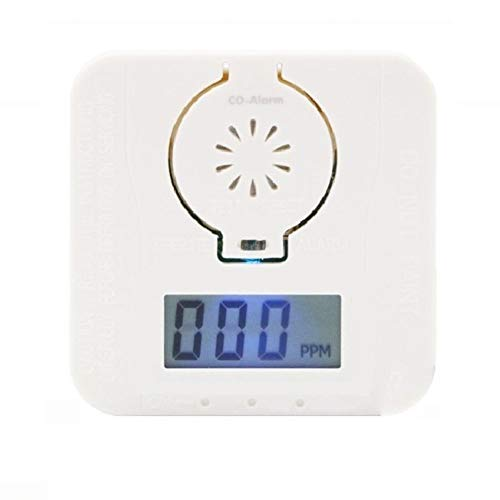 Home Küche LED Digitalanzeige Gas Alarm, Kohlenmonoxid-Gas-Detektor