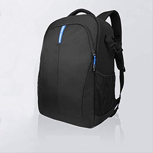 XYDBB rugzak voor camera/rugzak/laptop/video/foto zakken voor videohoes, groot formaat, Blanco Y Gris (zwart) - XYDBB-AE14