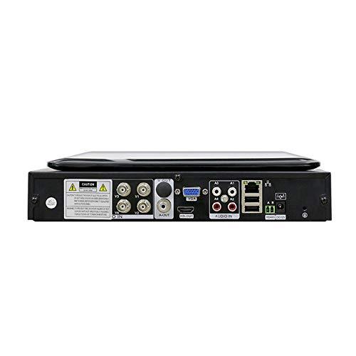 CCTV 4/8 CH 5IN1 1080N Grabador de Video Digital 10.1'Pantalla LCD AHD/CVI/TVI/analógico/IP Sistema de Seguridad para el hogar P2P H.264,4CH