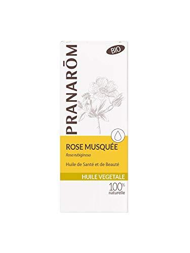 Pranarôm - Aceite Vegetal Bio de Rosa Mosqueta, 50 ml