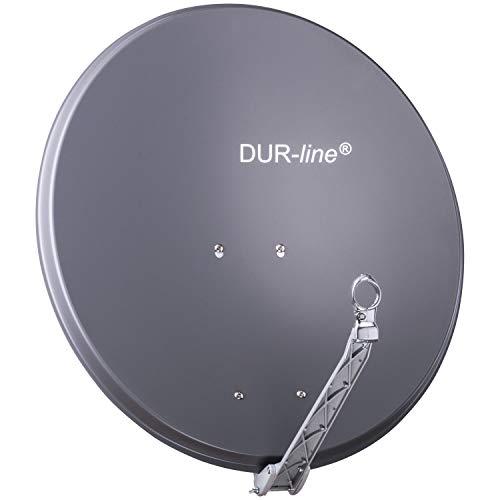 DUR-line Select 75cm x 80cm Alu Satelliten-Schüssel...