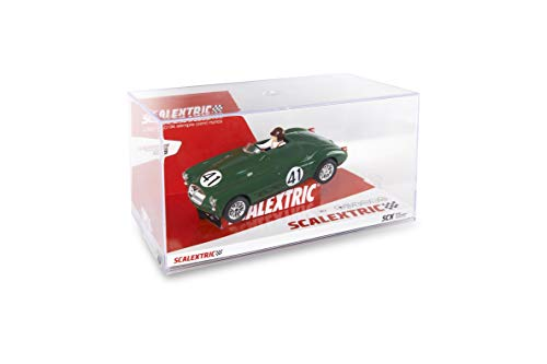 Scalextric- MG A 1955'LE Mans SCX Original Coche (Scale Competition Xtreme,SL 1)