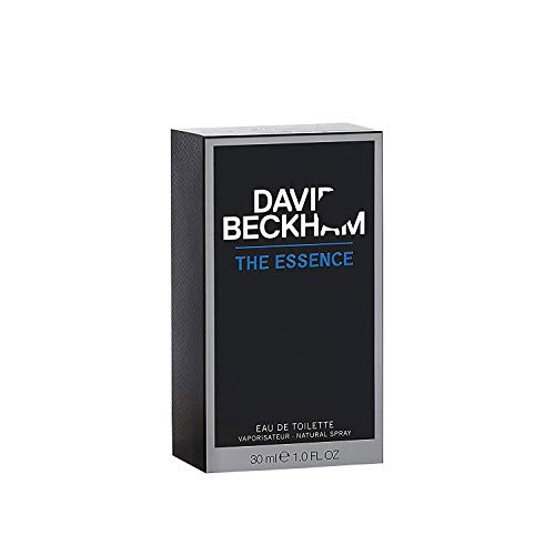 Beckham Cologne The Essence 1 Fluid Ounce Cologne for Men Woodsy and Spicy Scent Fragrance for Every Day or Special Occasions
