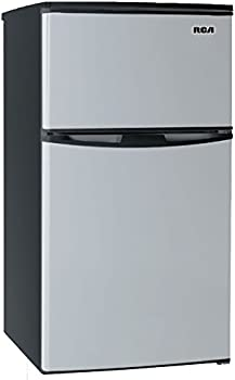 RCA 3.2 Cubc Foot 2 Door Fridge and Freezer + $10 GC
