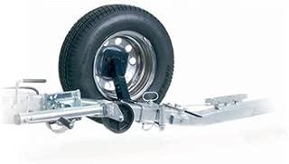 Demco 5968 Spare Tire and Chrome Rim - 14