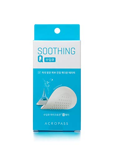 Acropass Soothing Q Microcone Patch (6 Pouch) | Soothing Patch | Anti-itching