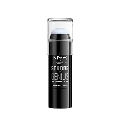 NYX PROFESSIONAL MAKEUP Strobe Of Genius Holographic Stick, Electric Invasion