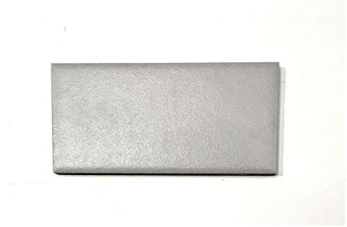 2x4 Gray Matte Subway Ceramic Tile Kitchen Backsplash Bathroom(2X4PIECE SAMPLE)
