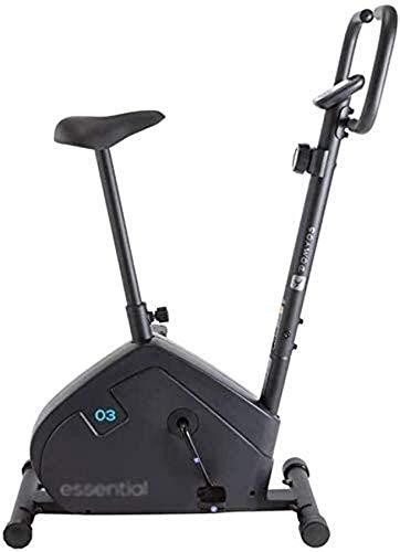 Wghz Bicicleta de Bicicleta Fija para Ejercicio en Interiores, accionamiento por Cadena Suave, Resistencia al Fieltro, Bicicletas de Ejercicio Bicicleta de Fitness Bicicleta de Fitness para el ho