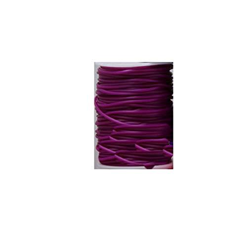 TGBN 10 Meter Gummiseil Silikon Seilschnur DIY Herstellung Armband Hohl Candy Farbe Halskette Suche Zubehör