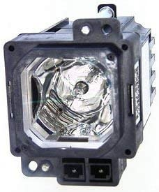 Replacement for Hughes Jvc Dla-rs15u Lamp & Housing Projector Tv Lamp Bulb by Technical Precision