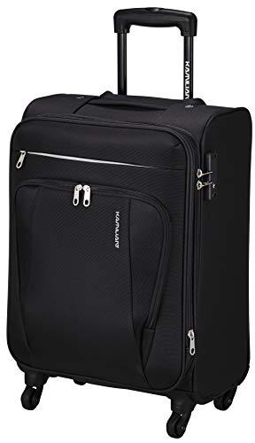 [カメレオン] スーツケース キャリーケース サバンナ スピナー 55/20 TSA EXP 機内持ち込み可 保証付 43L 2.8kg ブラック