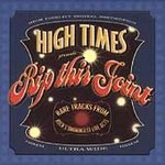 King Biscuit Flower Hour : High Times Presents Rip This Joint (2 CD SET - Live)
