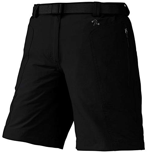 Trangoworld BACCY Pant Court S Noir