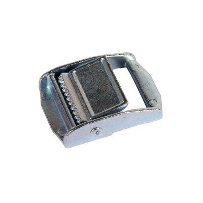 Klemmschnalle aus Zinkdruckguss - bis 250kg - für 25mm breites Gurtband - 10 Stück