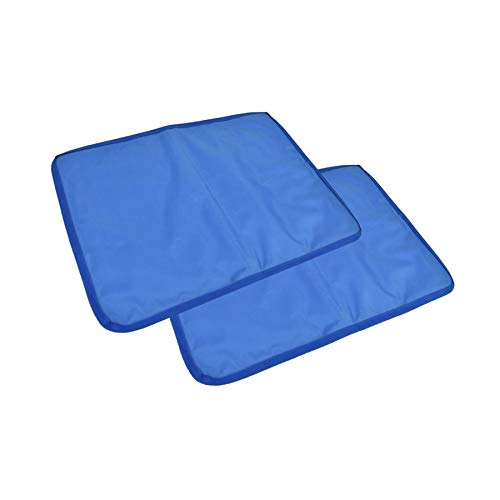 Vinsani Cool Gel Pad Pillow Gel Pad Inlay for Nay Pillow, 2 Pack