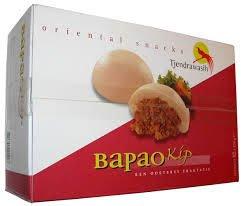 Bapao Tjendrawasih Hähnchen 12 x Dampfbrötchen mit Fleischfüllung