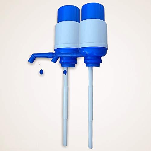 2X Camping Wasserpumpe für Trinkwasser | Handpumpe | Getränkespender | Zapfhahn | Water & Drink Dispenser for Bottle