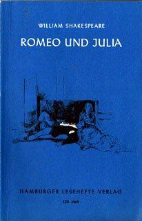 Romeo und Julia Hamburger Lesehefte