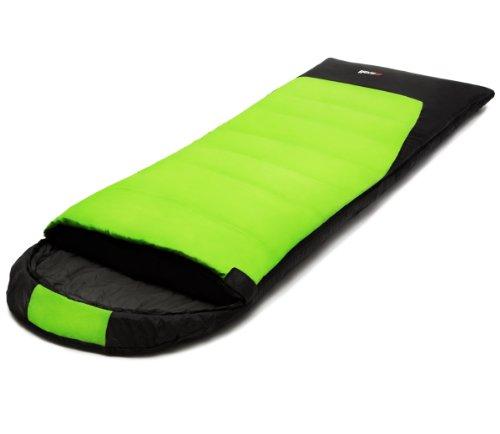Mivall Pulsar Premium Deckenschlafsack - Schlafsack für Outdoor Camping im Sommer