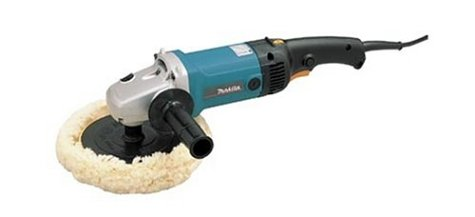 Makita 9227CY 7-Inch Variable Speed Electronic Sander/Polisher -