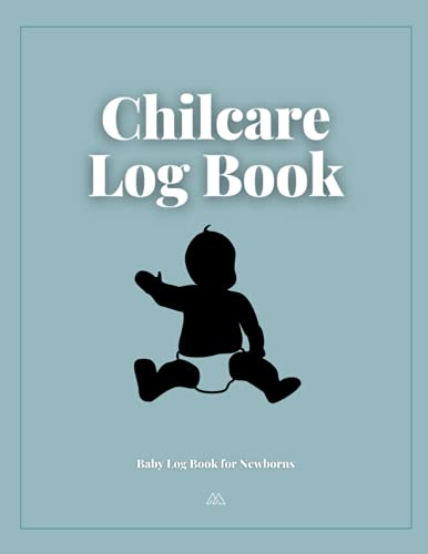 Baby's Daily Log Book: baby log book for newborns, Track Diaper Changes, Sleep, Supplies, Activities, and more!