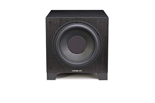 Cambridge Audio AERO 9, 500W Subwoofer (Schwarz)