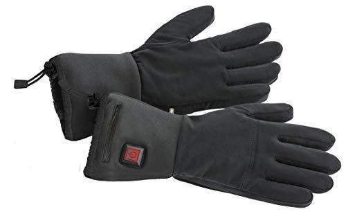 Pinewood Heizhandschuh Ultra beheizbare Handschuhe mit Akkus und Ladegerät (M-L)