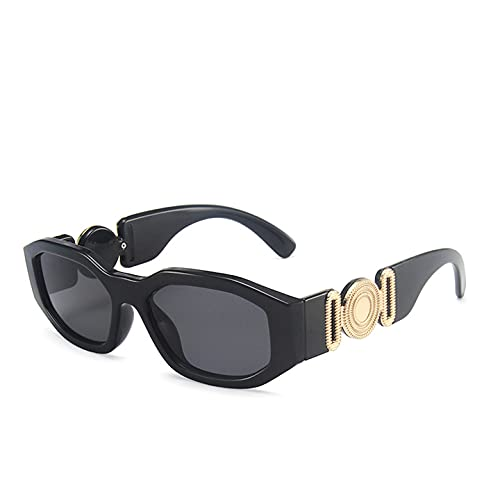 sunglasses brands Women Square Shades 2021 Sun Glasses Designer Famous Brands Fashion Newest Brand Mens Sunglasses With Metal Accessories
