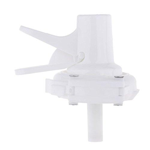 T TOOYFUL Inverted Water Dispenser Bucket Nozzle Dispenser Außenhahn Staubschutzhülle - ohne Staubschutzhülle