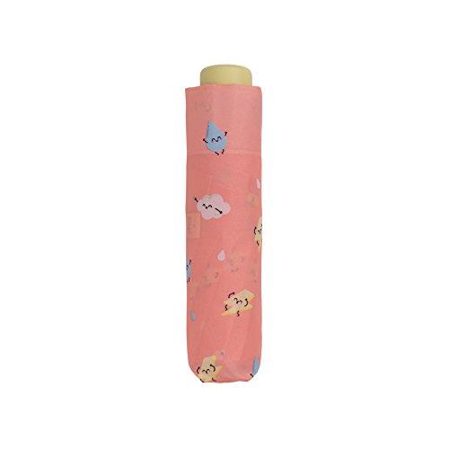 Mr. Wonderful Lluvia 17 WOA08595UN Paraguas clásico, 24 cm, Multicolor