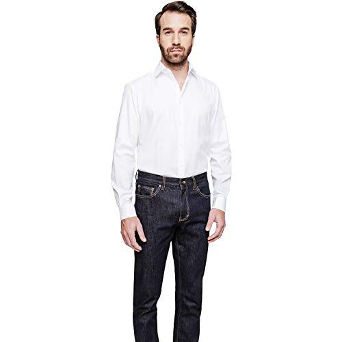 Arrow Herren Business-Hemd Gr. 38, weiß