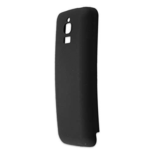 caseroxx TPU-Carcasa para Nokia 8110 4G, Carcasa (TPU-Carcasa en Negro)