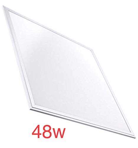 Panel LED Slim 60x60 cm 48W. Color Blanco frio (6500K). 4000 lumenes. Driver incluido. A++