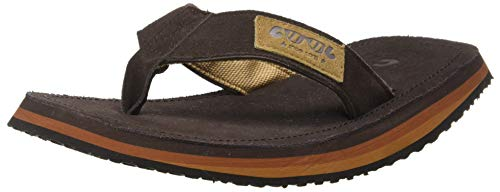 Cool shoe 2LUX, Chanclas Hombre, Marron Chestnut 00290, 41/42 EU
